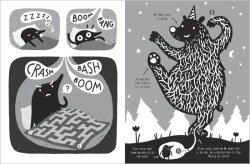 Spread from Thomas Flintham's Marvellous Mazes