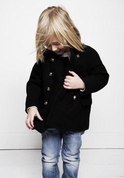 Mini Rodini Lancaster Coat by Mini Rodini