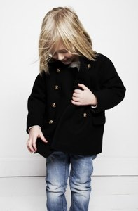Mini Rodini Lancaster Coat