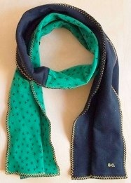 Scarf Dark Star by Bobo Choses