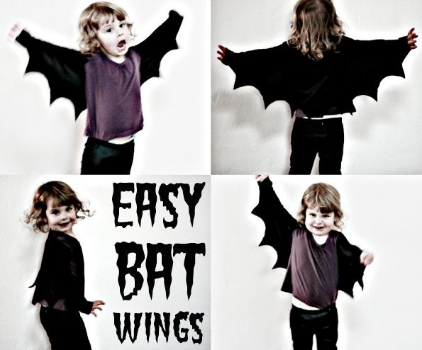 Easy Bat Wings by My Poppet