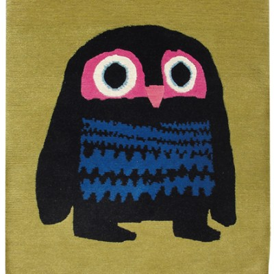 Chris Haughton Owl Rug