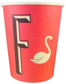 flamingo cup at Hunkydory Home