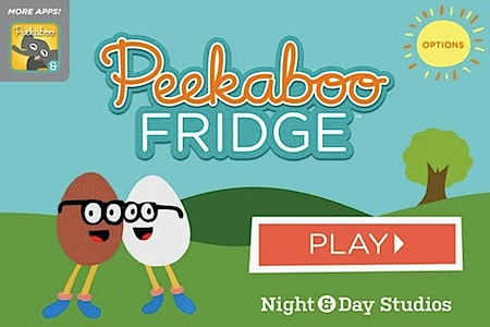 peekaboo fridge
