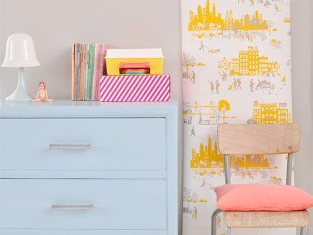 Famille Summerbelle Morning in Manhattan collection