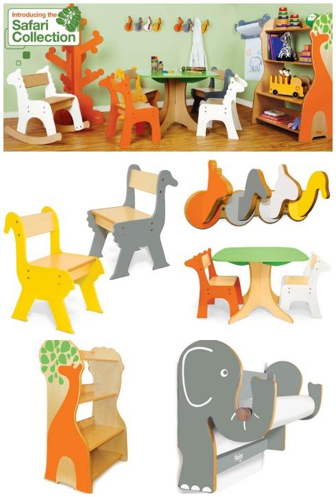 PKolino Safari Collection