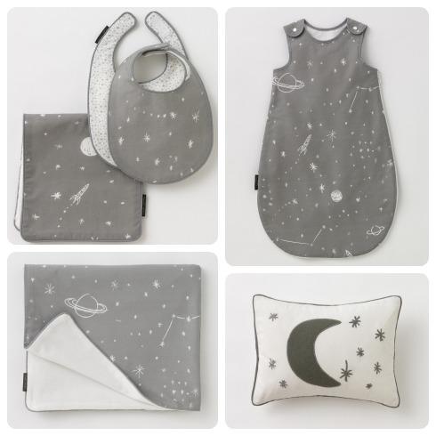 DwellStudio Galaxy Textiles