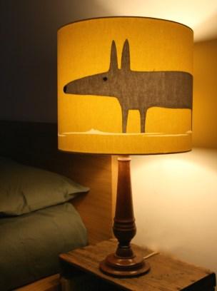 Love Frankie lampshade
