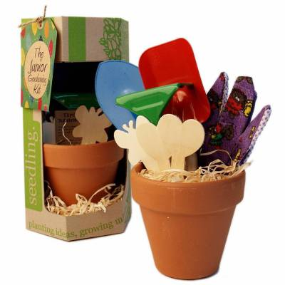 Gardening goodies for kids