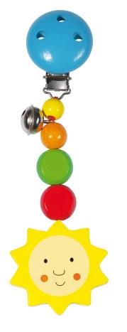 Babywearing Heimess wooden toy