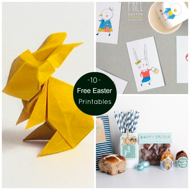 10 fabulous Easter printables, Babble
