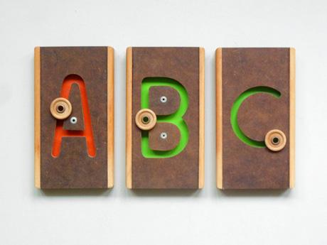 Vintage Teaching Letters