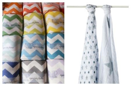 Textiles for a newborn