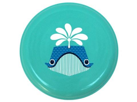 Coq en Pate frisbee