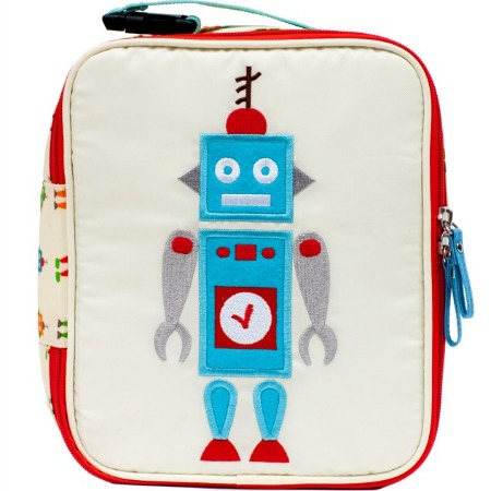 Robot Lunch Box from PL Child