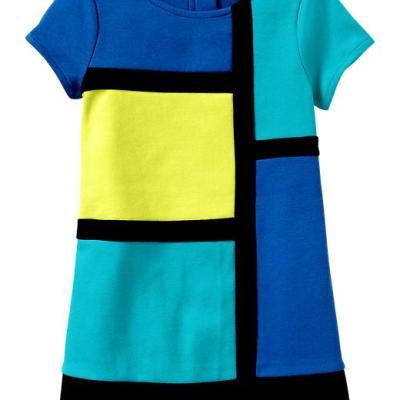 Hot on the high street: Gap colour block dress