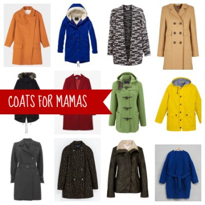 The Great Autumn/Winter Coat Hunt 2013: Coats for Mama