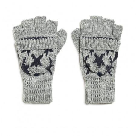 Zara fingerless gloves