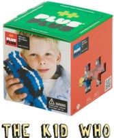 The Kid Who Building Blocks