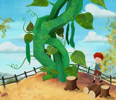 Cool app: Jack and the Beanstalk