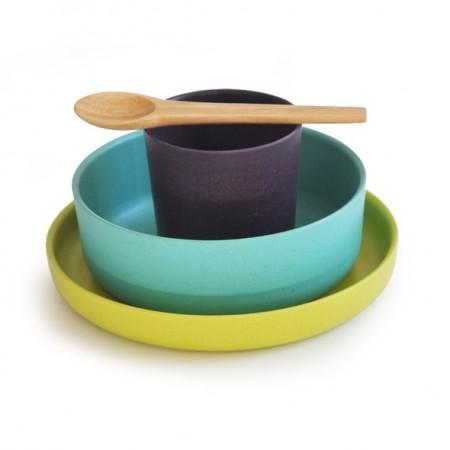 Bambino Tableware Set - Lagoon