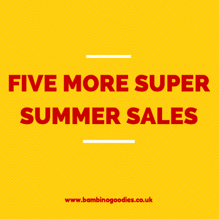 super summer sales from bambino goodies