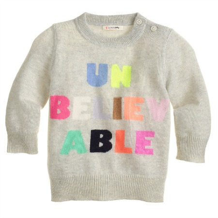 J crew kids jumper