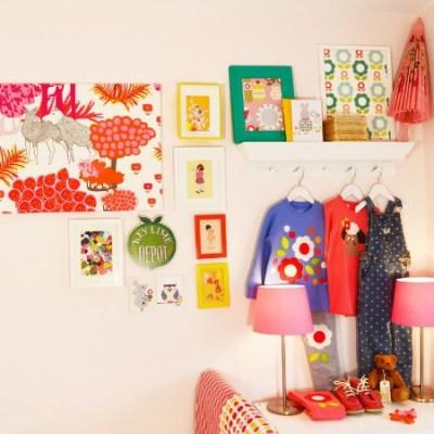 Room Tour: Beatrice's bright bedroom