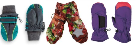 cool snow gloves for kids