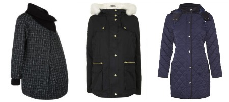 Winter Coat and Jackets - Maternity