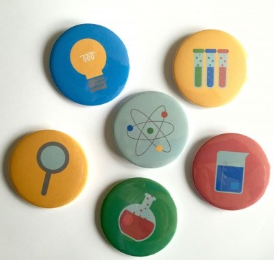 Shop BG Science Badges