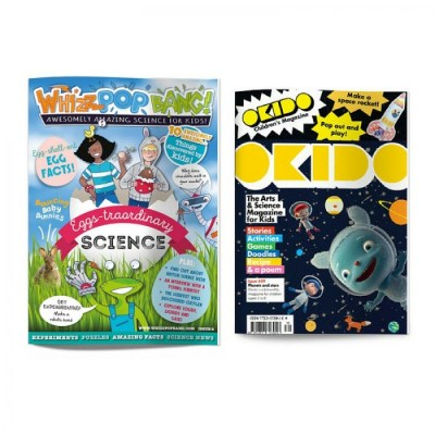 British Science Week: Science magazines for children