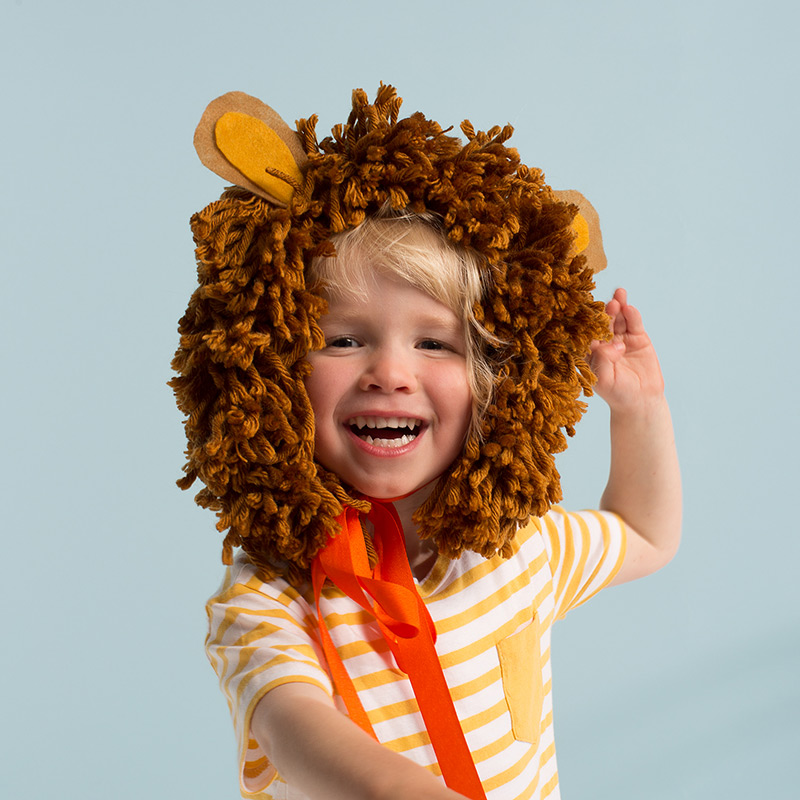 Lion Mane Meri Meri Dress Up
