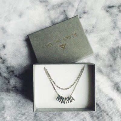 Cult of Youth Mama necklace