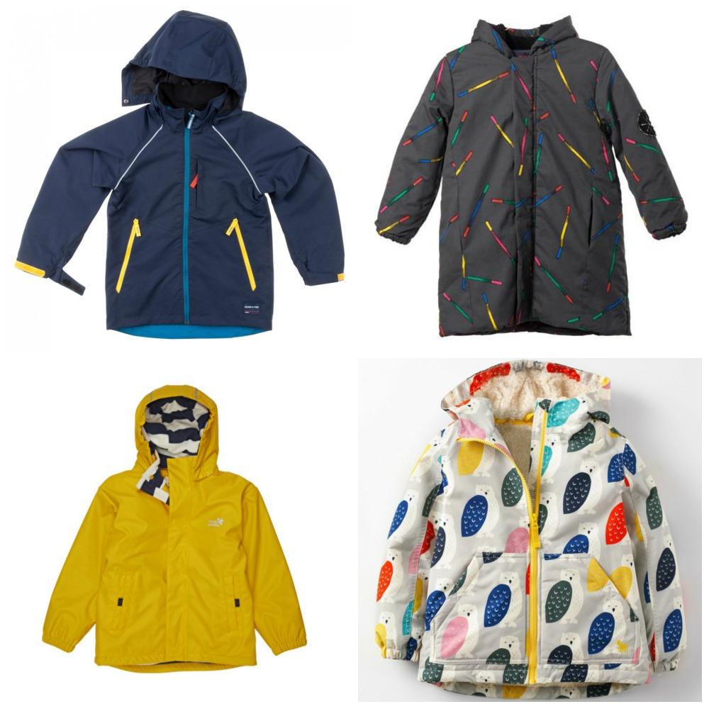 Coats and jackets 2016