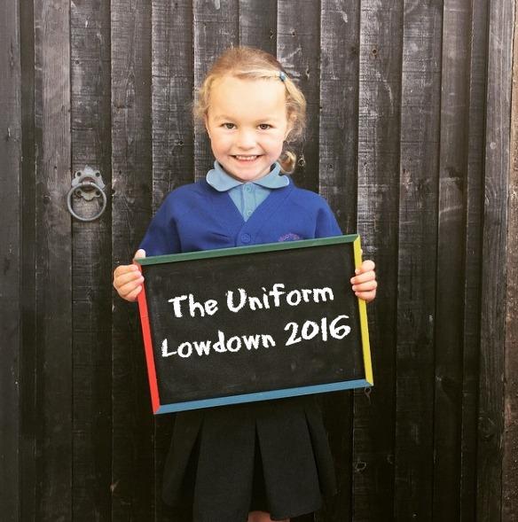 School Uniform UK 2016