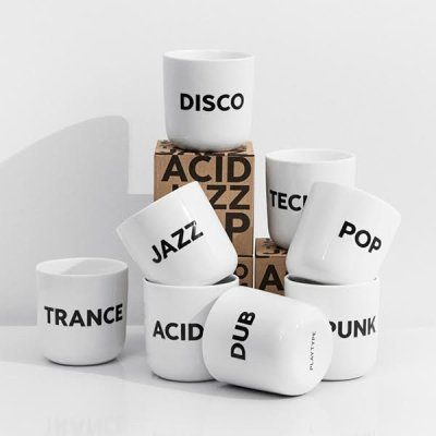 For the grown ups: Beat Mugs