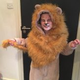 Aslan from The Lion, The Witch & The Wardrobe