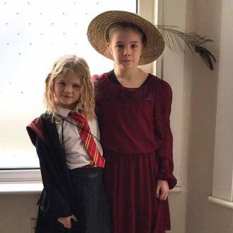 Hermione Granger & Leo