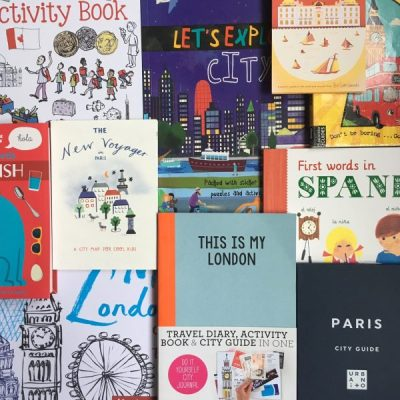 10 Best… children's travel books and maps
