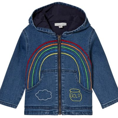 Hot buy of the day: Stella McCartney Rainbow Denim Jacket
