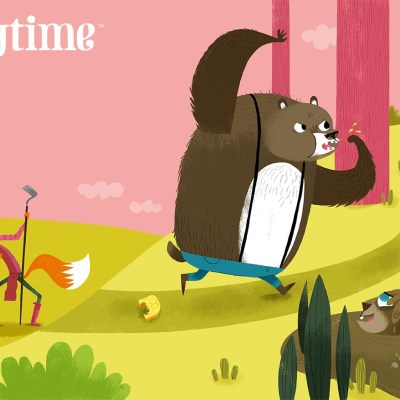 Storytime Magazine (with exclusive offer!)
