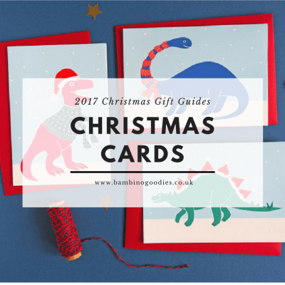 Christmas Gift Guide 2017: Cards