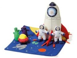 Oskar & Ellen Spaceship Playbag