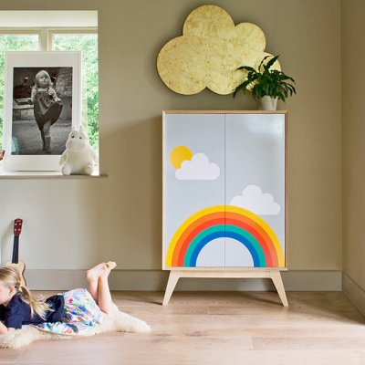 Covetable: Scout & Boo Children's Cabinets