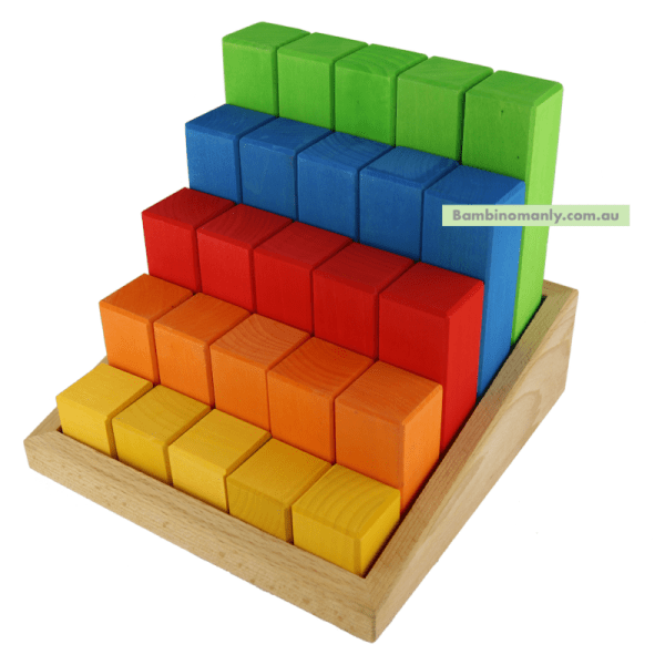 bauspiel stepped blocks