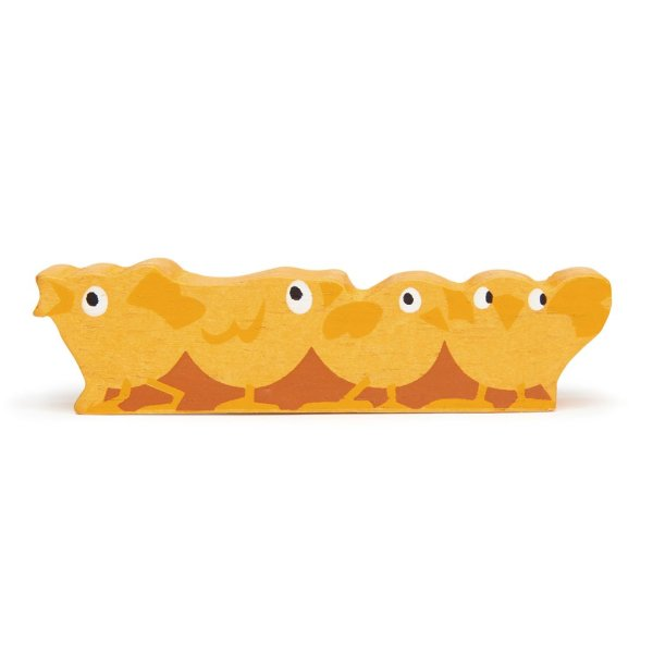 chick farmyard tender leaf toys animals