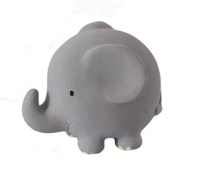 elephant tikiri rubber teether