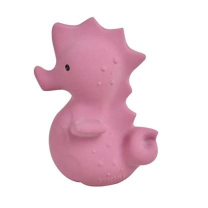 seahorse 4 tikiri natural rubber bath toy