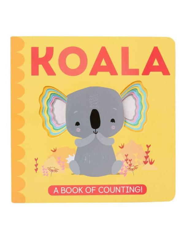 my little world koala counting book 1